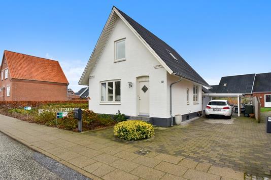 Villa på Sorøvej i Herning - Ejendommen
