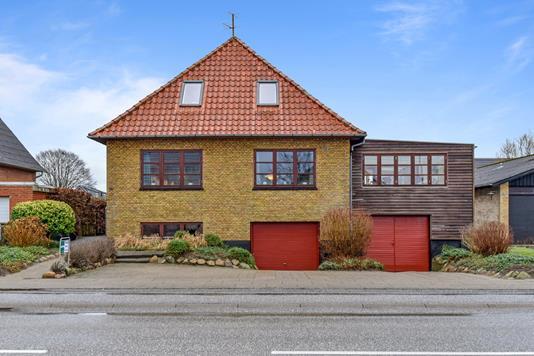 Villa på Sjællandsgade i Herning - Ejendom 1