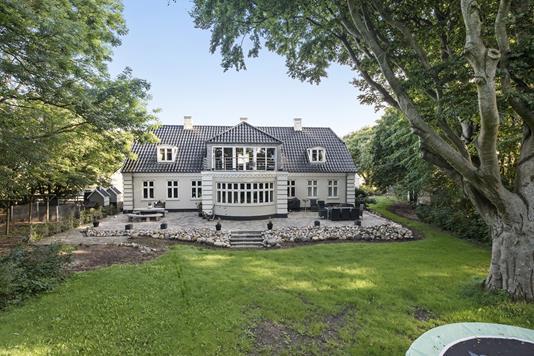 Villa på Snejbjergvej i Herning - Ejendommen