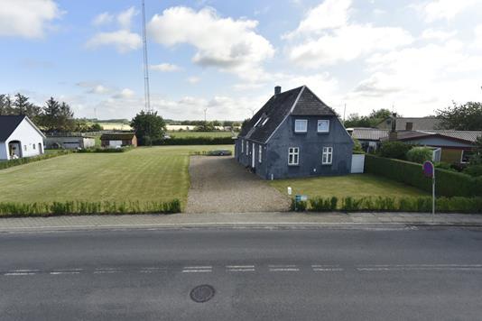 Villa på Borgergade i Stakroge - Andet
