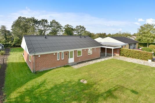 Villa på Nørretorp i Herning - Ejendommen