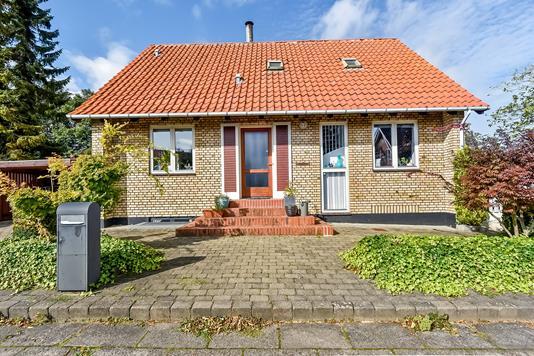 Villa på Rosenvænget i Herning - Ejendommen