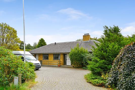 Villa på Rørvangen i Esbjerg N - Ejendommen