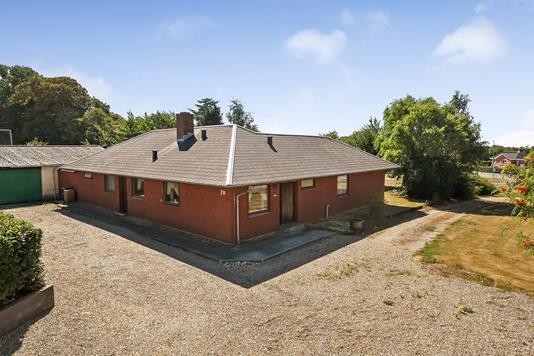 Villa på Skoletoften i Esbjerg V - Ejendommen