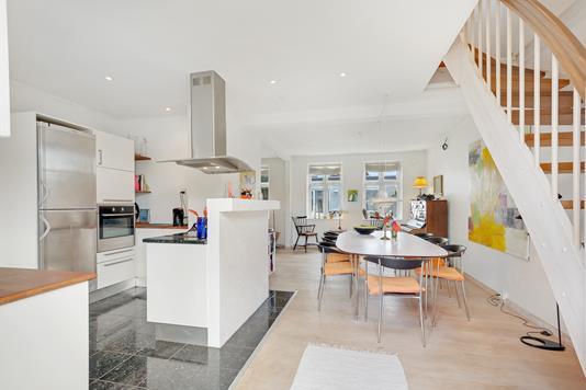 Villa på Stormgade i Esbjerg - Stue