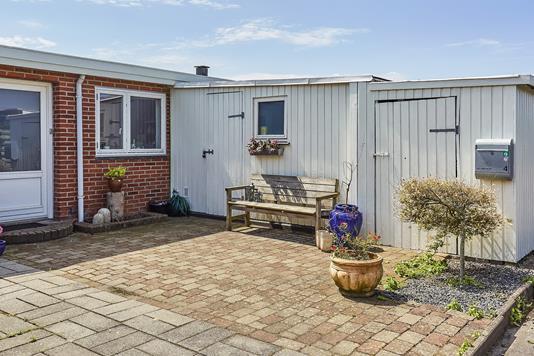 Villa på H V Kålunds Vej i Esbjerg - Ejendommen