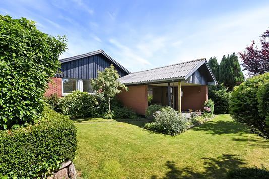 Villa på Sønderhaven i Esbjerg - Ejendommen