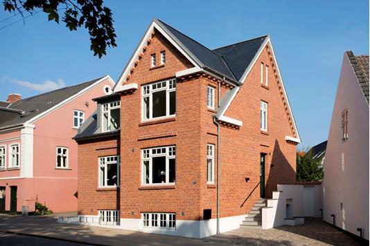 Villa på Englandsgade i Esbjerg - Andet