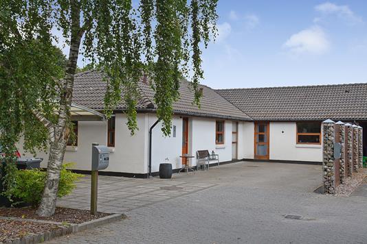 Villa på Majgårdsparken i Esbjerg Ø - Ejendommen