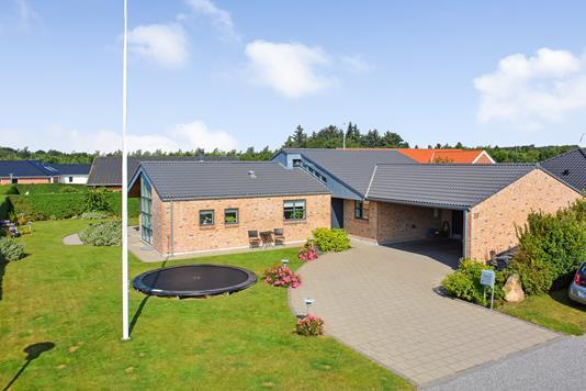 Villa på Skorpionens Kvarter i Esbjerg V - Ejendommen