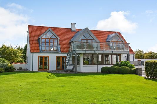 Villa på Guldagervej i Esbjerg V - Have