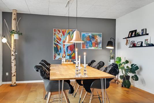 Villa på Lyngvej i Esbjerg V - Stue