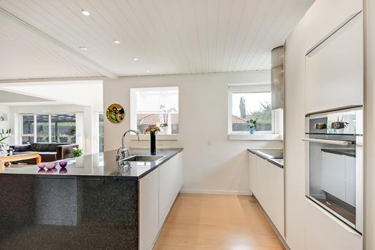 Villa på Skonnerten i Esbjerg V - Køkken