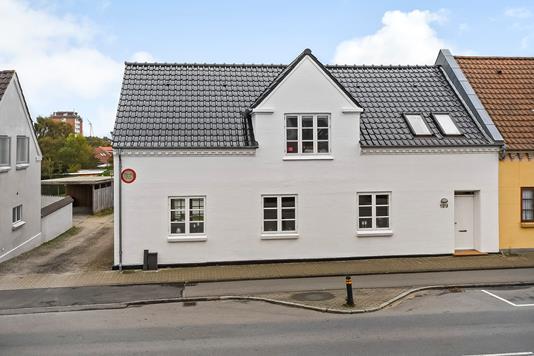 Villa på Storegade i Esbjerg Ø - Ejendommen