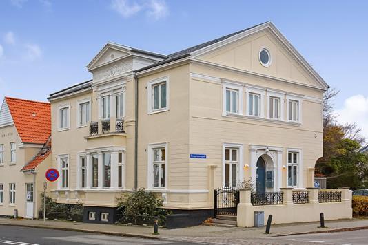 Villa på Kronprinsensgade i Esbjerg - Ejendommen