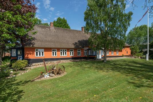 Villa på Spangsbjerg Kirkevej i Esbjerg - Ejendommen