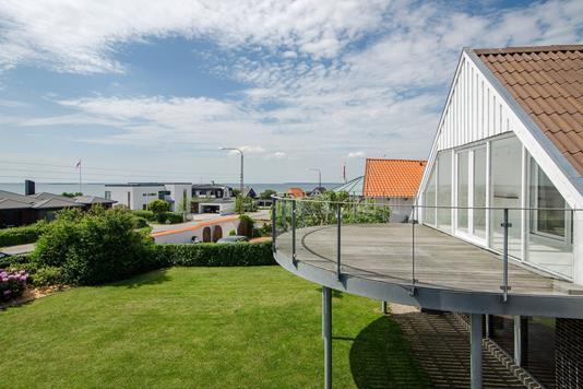Villa på Hjerting Strandvej i Esbjerg V - Mastefoto