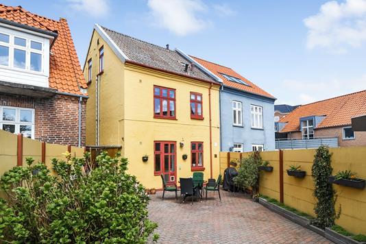 Villa på Nygårdsvej i Esbjerg - Ejendommen