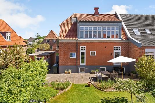 Villa på Peder Gydes Vej i Esbjerg - Ejendommen