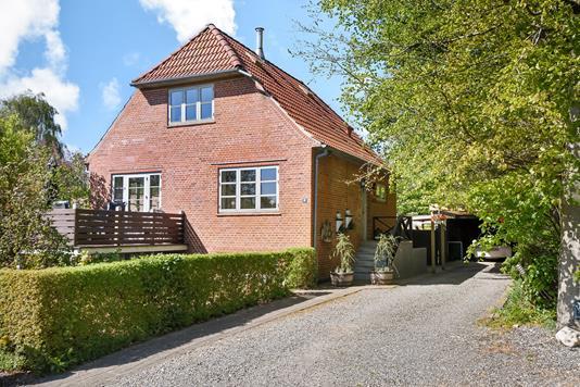 Villa på Novrupvej i Esbjerg Ø - Ejendommen