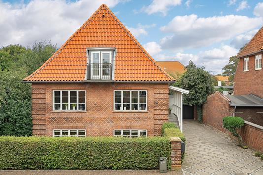 Villa på Skjoldsgade i Esbjerg - Ejendommen