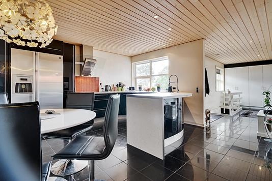 Villa på Hjerting Strandvej i Esbjerg V - Køkken