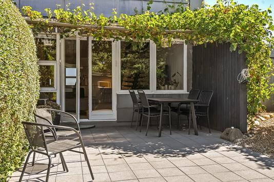 Ejerlejlighed på Niels Lambertsens Vej i Esbjerg Ø - Terrasse