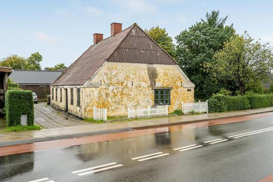 Villa på Bryndumvej i Esbjerg N - Ejendommen