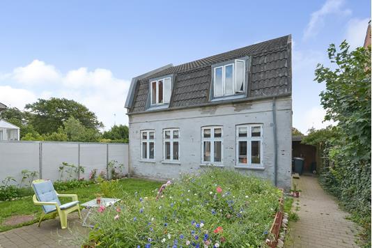 Villa på Stormgade i Esbjerg - Ejendommen