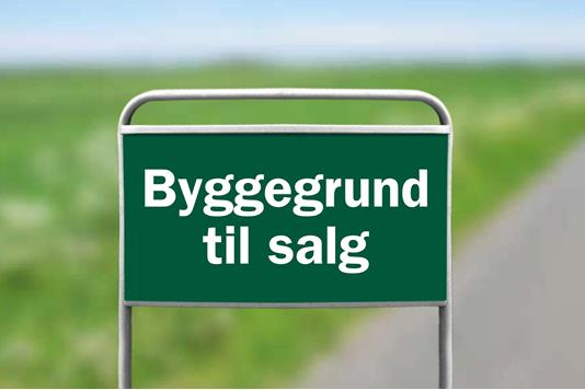 Helårsgrund på Erisvænget i Esbjerg V - Andet