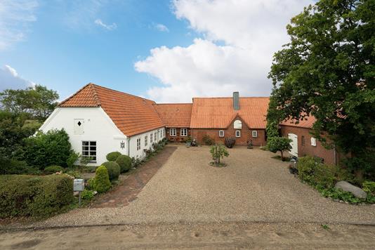 Villa på Gl Sognevej i Bramming - Ejendommen