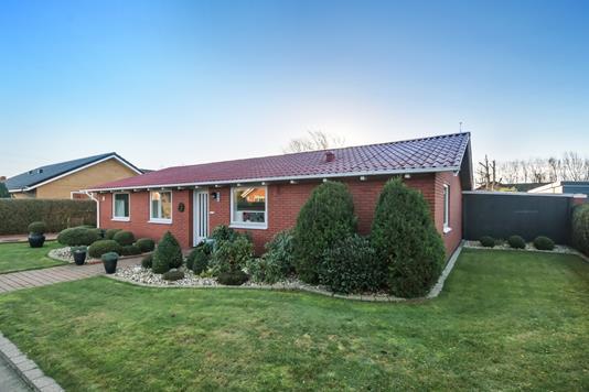 Villa på Hvedevangen i Esbjerg Ø - Ejendommen