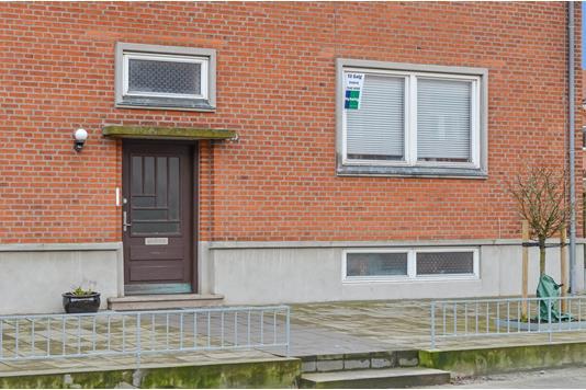 Ejerlejlighed på Spangsbjerggade i Esbjerg - Ejendommen