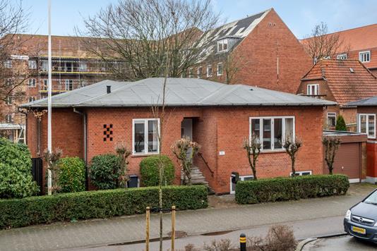 Villa på Frodesgade i Esbjerg - Ejendommen