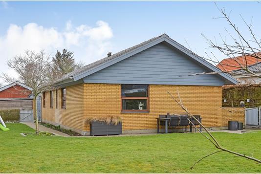 Villa på Stubvangen i Esbjerg N - Terrasse