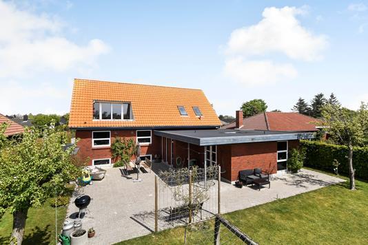 Villa på Jagtvænget i Esbjerg V - Ejendommen
