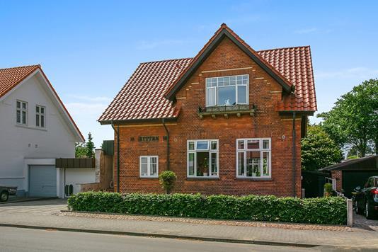 Villa på Kirkegade i Esbjerg - Andet