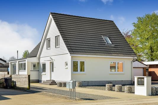 Villa på Storegade i Bramming - Ejendommen