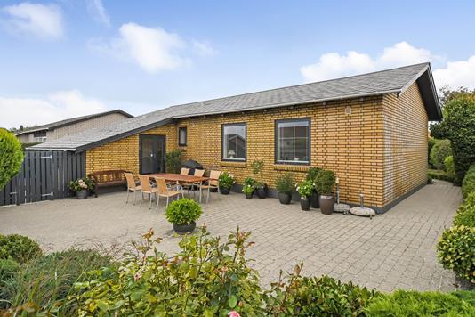 Villa på Kystparken i Esbjerg V - Terrasse