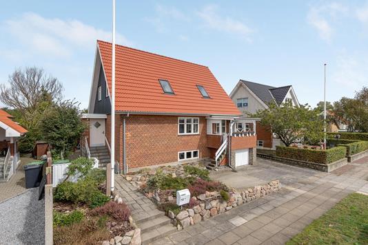 Villa på Carit Etlars Alle i Esbjerg - Ejendommen