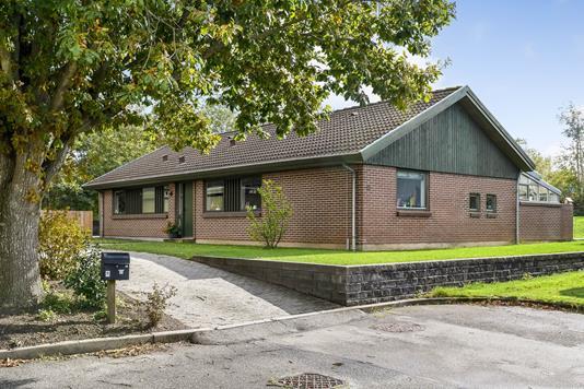 Villa på Thulevej i Esbjerg N - Ejendommen