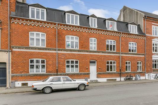 Ejerlejlighed på Niels Juels Gade i Esbjerg - Ejendommen