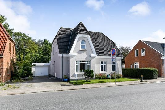 Villa på Nørregade i Gørding - Ejendommen