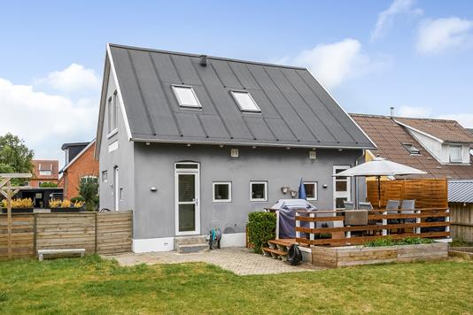 Villa på Nygade i Struer - Ejendommen