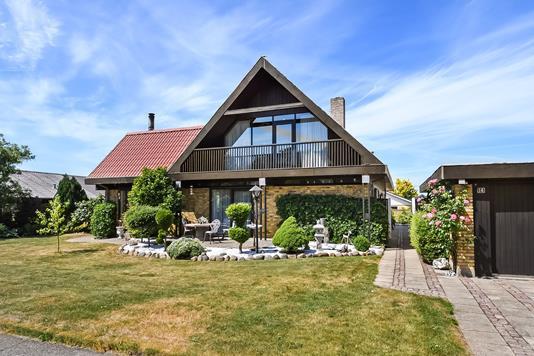 Villa på Vestervang i Vinderup - Ejendommen
