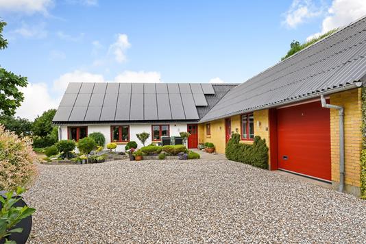 Villa på Langagervej i Struer - Ejendommen