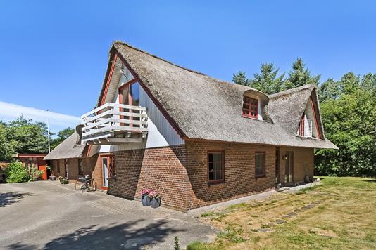 Villa på Vesterkærvej i Struer - Ejendommen