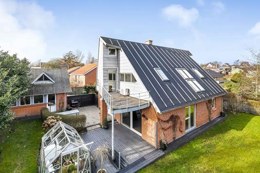 Villa på Sneppevej i Struer - Ejendommen