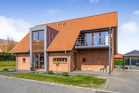 Villa på Ørnevej i Struer - Ejendommen