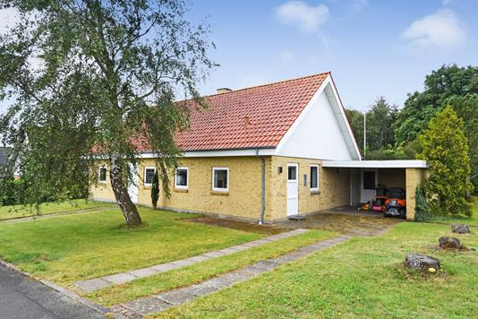Villa på Riisvej i Struer - Ejendommen